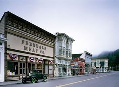 Ferndale, Ca - This California Town is a Perfectly Preserved Victorian Village