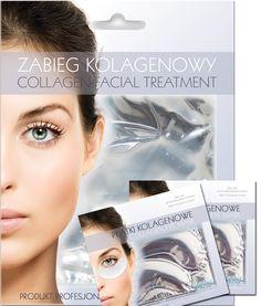 SUPER OFFER SET  Smoothing collagen face mask + 2 pcs eye collagen patch - only 19,90 PLN