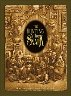 "A new limited edition of the ""The Hunting of the Snark""! Of course, I must have it. Go Ask Alice, Were All Mad Here, Adventures In Wonderland, Lewis Carroll, Through The Looking Glass, Hunting, Fighter Jets"