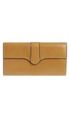 Valextra Large Punchline Wallet