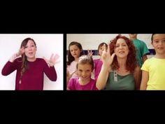 ELS DIES DE LA SETMANA, de Dàmaris Gelabert, en llengua de signes. - YouTube