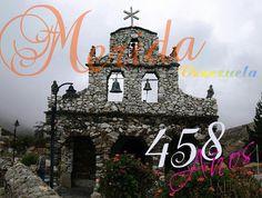 Mérida fue fundada por elCapitán Juan RodríguezSuárez quien nació en Mérida de Extremadura en España y dio el nombrede Santiago de Los Caballeros de Méridaa nuestra ciudad en honor a la tierra que lo vio nacer.  La ciudad fue fundada el 9 de octubre de 1558 cerca de San Juan de Lagunillas pero en 1561 fue refundada en su actual sitio con el nombre de Santiago deLos Caballeros de Mérida. Posteriormente se fueron fundando los pueblos actuales y ensamblando con el paso del tiempo la cultura…