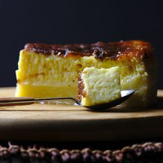 Rice flour pudding. Find this and other wonderfully yummy Spanish recipes from food artisans around the world at our website, Yum Goggle #yumgoggle