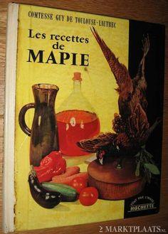 Recettes de Comtesse Mapie