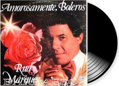 BARRAEZO PRESENTA:: Amorosamente - Rudy Márquez - Top Hits - LP TH - A...
