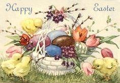 Vintage Victorian Easter