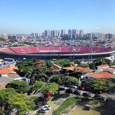 Estadio do Morumbi- SPFC