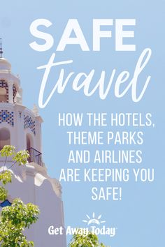 Theme parks, airlines and hotels are making changes for the better and we're sharing them all with you! Best Hotels Near Disneyland, Disneyland Resort, Best Vacation Spots, Best Vacations, Travel Expert, Travel Tips, Health And Safety Procedures, Get Away Today, San Diego Vacation
