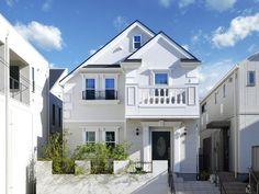 自分のわがままをすべて叶えた理想の家 Decoration, Luxury Homes, House Plans, Exterior, House Design, Interior Design, Architecture, House Styles, Inspiration