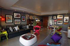 Rede social Pinterest inspira decoração de apartamento para jovem solteira Omar Freitas/Agencia RBS