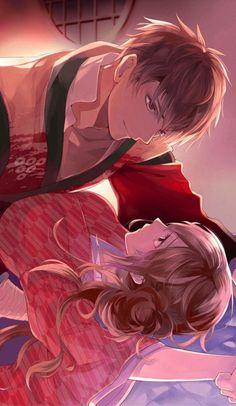 Anime art couples romantic guys ideas for 2019 Couple Manga, Anime Love Couple, Cute Anime Couples, Couple Art, Anime Cupples, Anime Kiss, Anime Art Girl, Manga Art, Photo Couple Amoureux