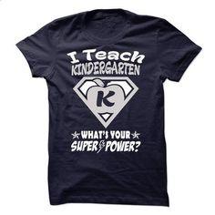 KINDERGARTEN TEACHER - #shirts for tv fanatics #golf tee. ORDER HERE => https://www.sunfrog.com/LifeStyle/KINDERGARTEN-TEACHER--TSHIRT-56937750-Guys.html?68278