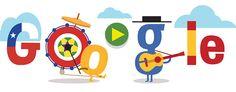partido Mundial 2014 España-Chile Google Gif, Images Google, Logo Google, Art Google, Google Doodles, Fifa World Cup 2014, Football Tournament, Football Soccer, International Football