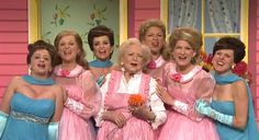 Video of Betty White On Saturday Night Live   POPSUGAR Entertainment