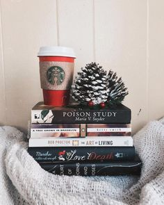 Winter is probably my favourite season to read!