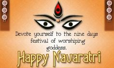 Happy Navratri 2014