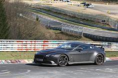 #astonmartin #vantagegt8 #nurburgring