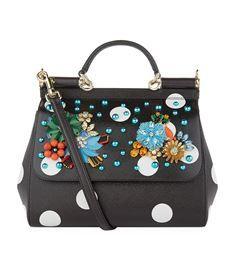 View the Medium Polka Dot Sicily Bag