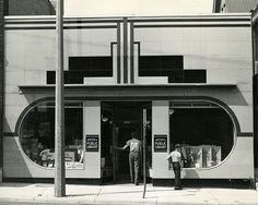 "cgmfindings: ""Art Deco Burleigh Library (Milwaukee Public Library) """
