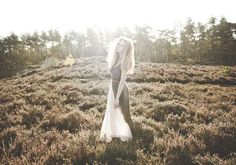 Mystical Countryside Captures - Fashion Gone Rogue 'Second Nature' is Whimsical and Windswept (GALLERY)