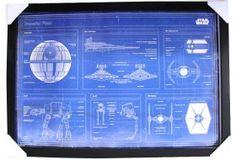 #46 (Star Wars - Imperial Fleet Blueprint)