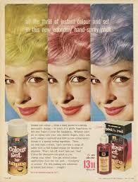 Vintage Hair Dye Advertisement Google Search In 2020 Vintage Hairstyles Dyed Hair Hair Color