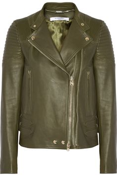 Givenchy | Nappa leather biker jacket