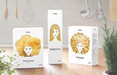 Το packaging περνά στο επόμενο level από τον Ρώσο designer Nikita Konkin.