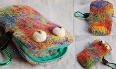rainbow frog by ingermaaike2, via Flickr