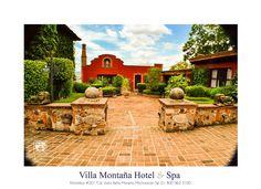 Inicia tu semana llena de color y hermosas postales en Villa Montaña Hotel & Spa. ☺️  #HotelVillaMontaña