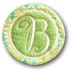In the Hoop Perfect Coaster Embroidery Machine Design