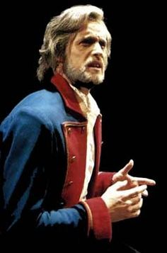 Jean Valjean!! the clothes are too rich but the hair and facial hair are accurate