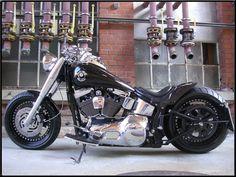 custom fat boy   Eightball Custom Shop EBC-Bikes OTHER BIKES Eightball Fat Boy