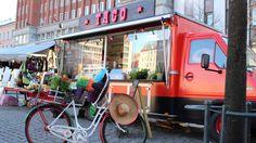 Hvis byrådet får det som det vil, vil mat-boder på hjul prege bybildet neste år.