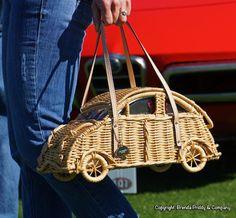 VW bettle bag