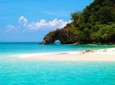 Office National du Tourisme de Thaïlande - Koh Chang ou ile éléphant (2ème île la+ grande après Phuket)