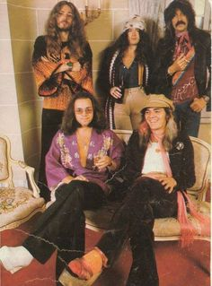 johnkatsmc5: Deep Purple with Tommy Bolin