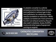 Catalytic Converter Recycling QLD | Ozzy Metals  Ozzy Metals  Tugun QLD 4224 Australia Phone:0415 525 305 Email: info@ozzymetals.com.au Website: http://www.ozzymetals.com.au