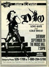DIO-Featuring Ronnie James DIO.......