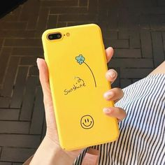 Sunshine Phone Case For Iphone6/6s/6p/7/7plus/8/8plus/X
