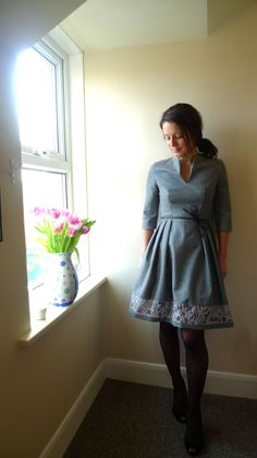 honigdesign: free pattern (long sleeved or short sleeved- band or no band.
