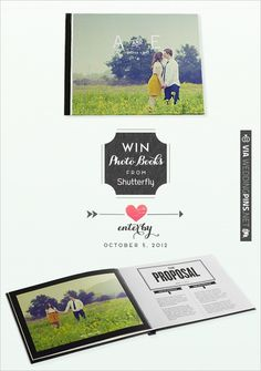 shutterfly photo books + a giveaway | VIA #WEDDINGPINS.NET