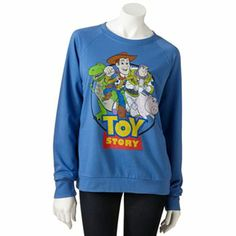 "Mighty Fine Disney ""Toy Story"" Sweatshirt - Juniors"