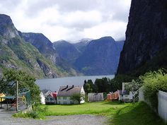awesome Fjord - Norway