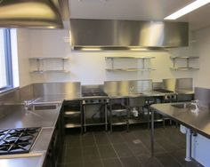 home commercial kitchen - Google Search