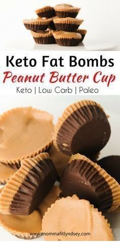 Keto Fat Bomb recipes are the perfect low carb dessert! These peanut butter chocolate fat bombs are the best tasting keto fat bombs I have tried! Ketogenic Diet Meal Plan, Ketogenic Diet For Beginners, Ketogenic Recipes, Keto Recipes, Dinner Recipes, Hcg Diet, Diet Menu, Paleo Diet, Dinner Ideas