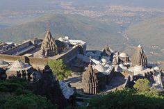 Girnar Hill Mountain - Junagadh, India