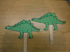 Dinosaur craft.