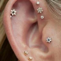 Los piercings en el cartílago de la oreja - Batanga