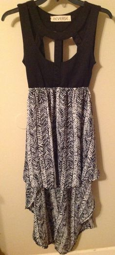 Hi-Low Dress #cutouts